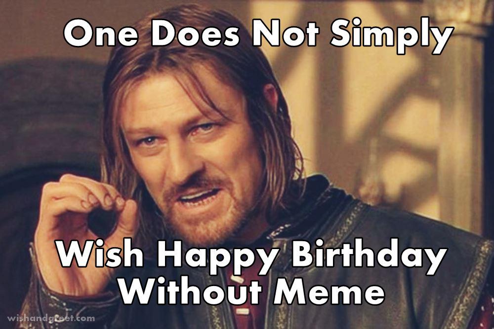 It S Your Birthday Meme For Unispark8 Happy Birthday Almost Youtube