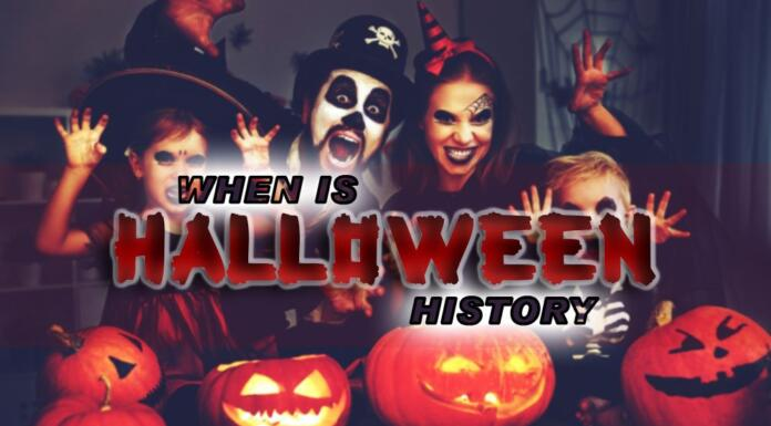 When is Halloween and Halloween History