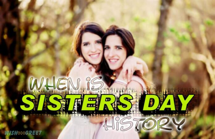 When is Sisters day