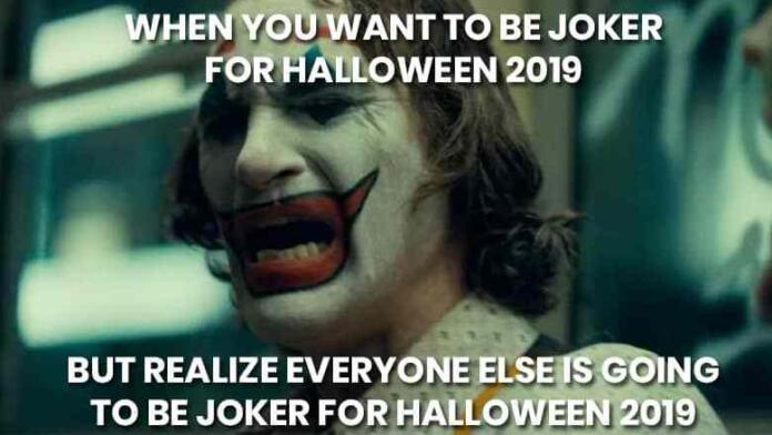 Best Halloween Memes of 2019