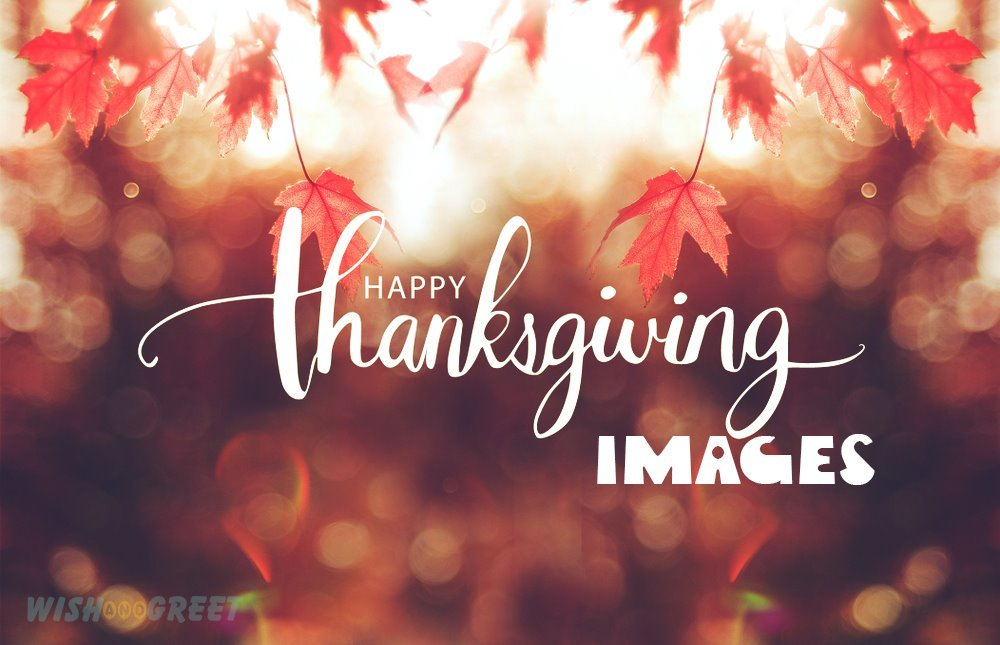 Happy Thanksgiving Images and Pictures