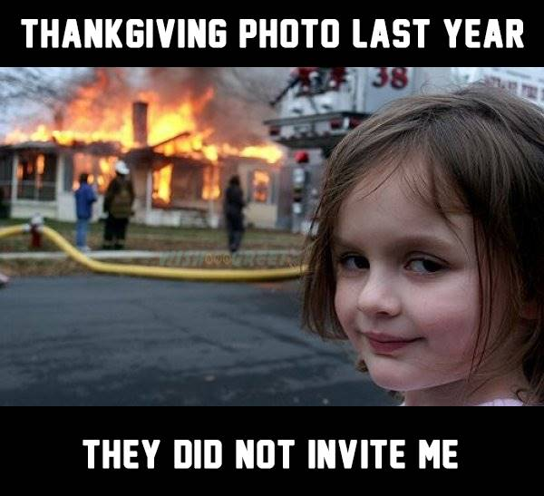 Thanksgiving Meme 13