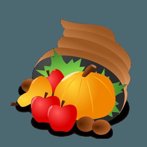 thanksgiving clip art 3
