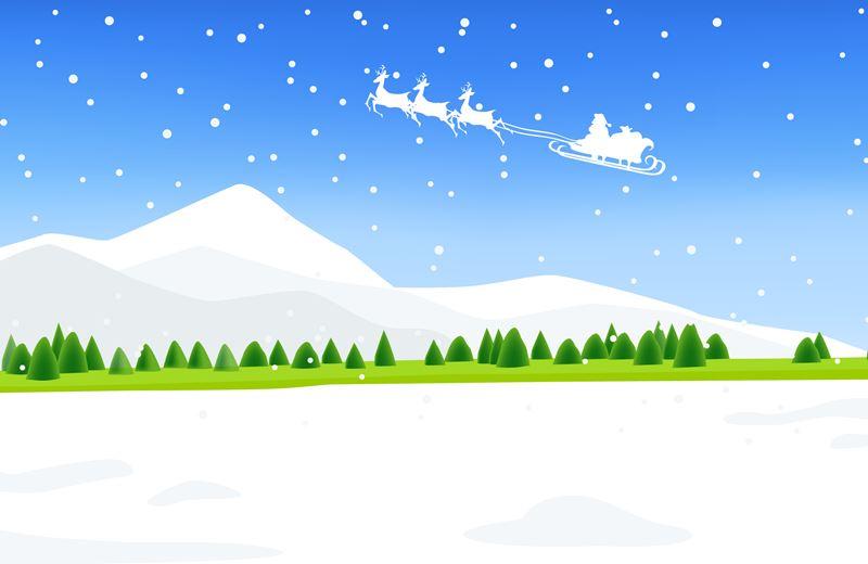 Christmas Background 10